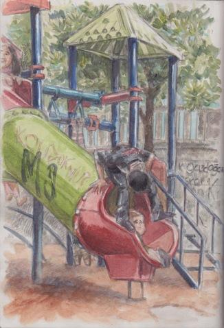 urbansketchers_pef_playground_gezi